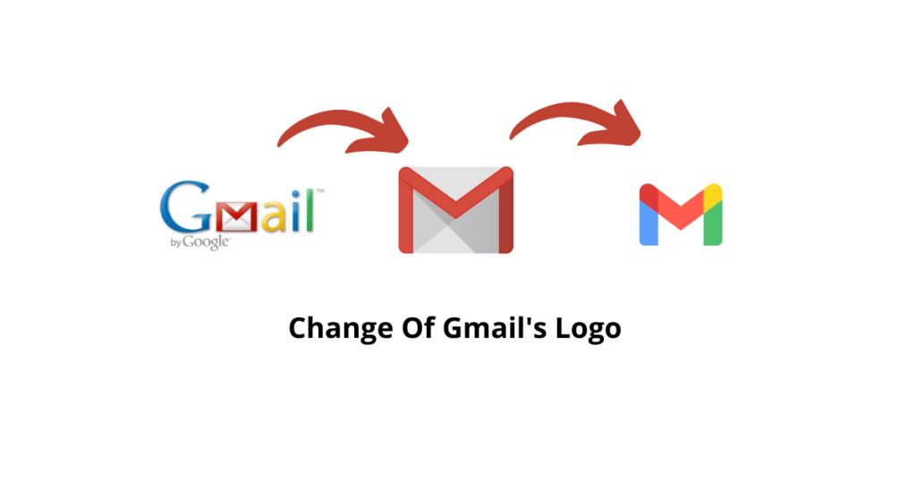 Gmail Logos Change History